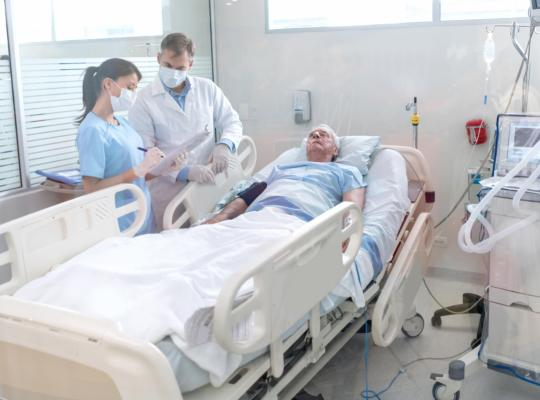 Hospitalisatie COVID-19