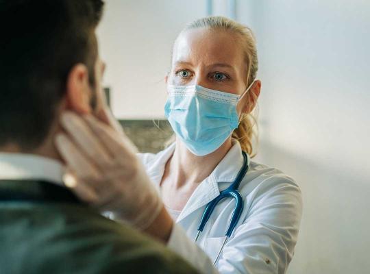 Arts medisch onderzoek